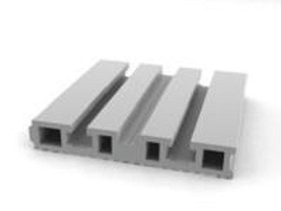 22 aluminum profile 100x16 нов
